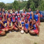 Diesel Services Netball Team – Honiara