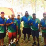 TSI WARRIORS DART TEAM W.A